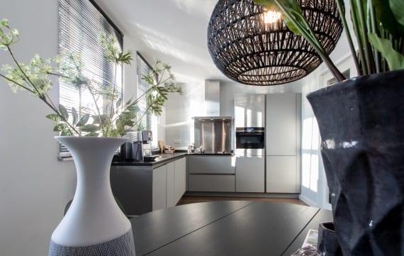 Een keuken in LIV