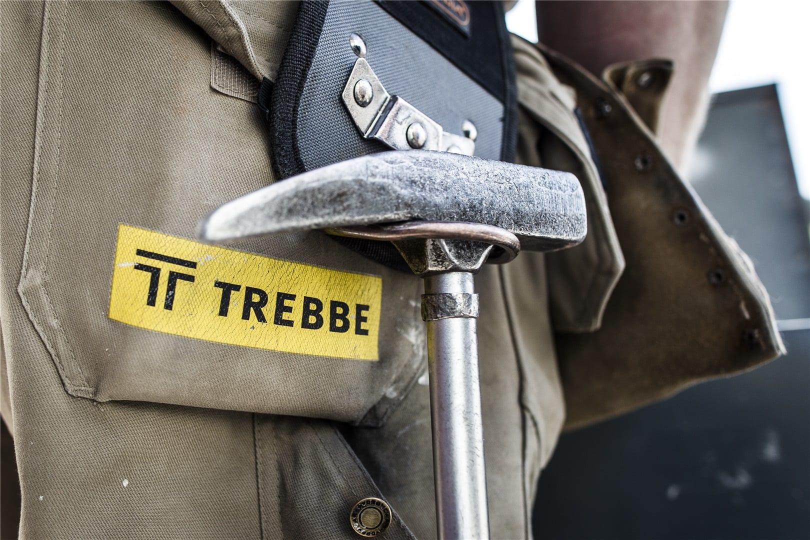 Trebbe  - Amstelveen - Jonge timmermannen en bouw