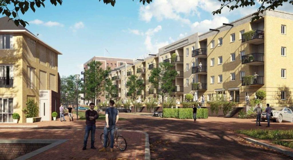 Natuurinclusief en duurzaam Waterfront Harderwijk