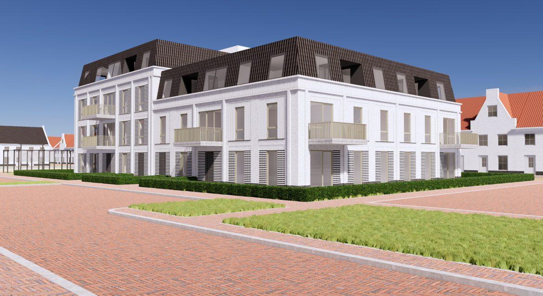 De Rozentuin met statige landhuisarchitectuur